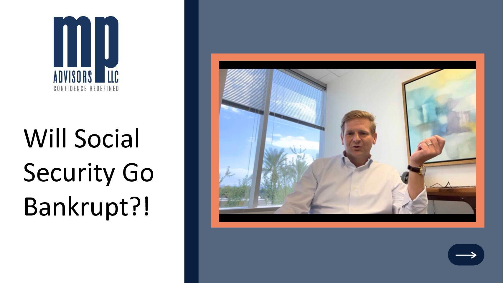 Episode #4 – Will Social Security Go Bankrupt?!